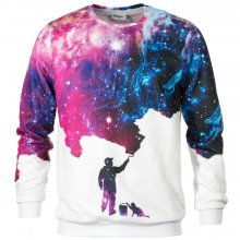 Mikina Bittersweet Paris Painting Jumper