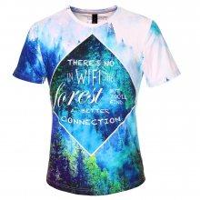 Triko Bittersweet Paris Forest T-Shirt