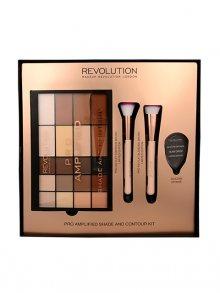 Makeup Revolution Dárková sada s paletkou na konturování\n\n