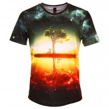 Triko Bittersweet Paris Tree T-Shirt