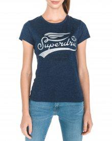 Triko SuperDry   Modrá   Dámské   L