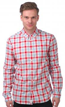 Pepe Jeans Pánská košile_červená\n\n