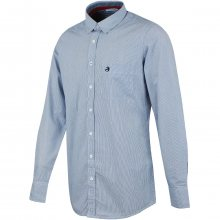 Brakeburn Harrow Stripe Shirt modrá M