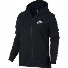 Nike W Nsw Av15 Jkt Knt černá S