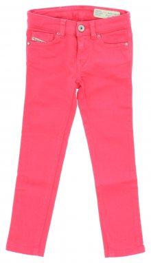 Kalhoty dětské Diesel | Růžová | Dívčí | 4 roky