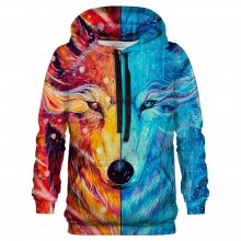 Mikina Bittersweet Paris Fire And Ice Hoodie