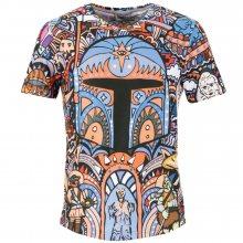 Triko Bittersweet Paris Boba Fett T-Shirt