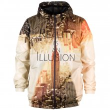 Větrovka Bittersweet Paris Reality Windbreaker