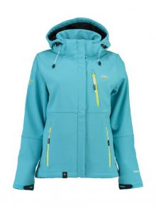 Geographical Norway Dámská softshellová bunda TEHOUDA LADY ASS B 005 NEW RPT_Turquoise\n					\n