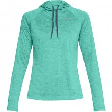 Under Armour Tech Ls Hoody 2.0 zelená XS