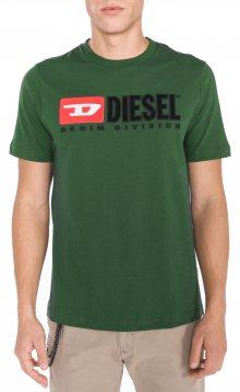 Just Division Triko Diesel   Zelená   Pánské   M