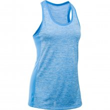 Under Armour Tech Tank Colorblock modrá M
