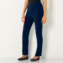 Blancheporte Kalhoty, sada 2 ks námořnická modrá/černá 34/36
