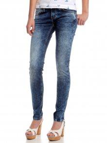 Mustang Dámské džíny Gina Jeggins 3598_5400_ss15 modrá\n\n