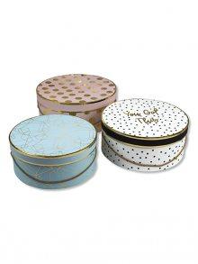 Tri-Coastal Set dekorativních boxů\n\n
