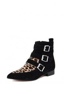 Gusto Dámské kotníkové boty 5501_SPICE_CRO_NERO_LINCE\n\n