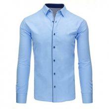 Pánská stylová košile blankytně modrá