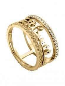 Just Cavalli Dámský prsten JCRG00310208\n\n
