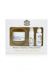 Cougar Pleťový set s bílou hlívou s minerály a vitamíny CBHAGIFT8, 210 g\n\n