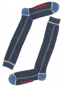 Ponožky Diesel   Modrá   Pánské   43-46