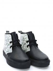 Streetfly Dámské kotníkové boty CHK305_Printed - Colourful\n\n