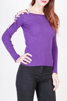Fialový svetr Pinko Velikost: XS