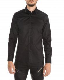 Košile Just Cavalli   Černá   Pánské   42