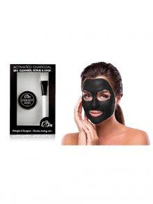 Cougar Čisticí pleťová maska s aktivním uhlím 3v1\n\n
