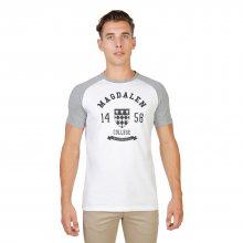 Šedé tričko Oxford University Barva: šedá, Velikost: S