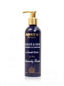 Cougar Pánský šampon a kondicionér 2v1 s extraktem z avokáda 200 ml ADM005\n\n