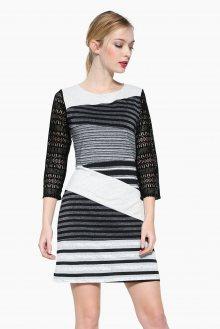 Desigual Dámské šaty 1067817_černá\n\n