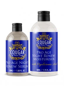 Cougar Pleťové sérum + noční krém\n\n