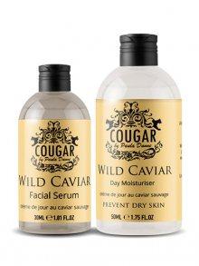 Cougar Pleťové sérum + hydratační krém - kaviár\n\n
