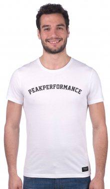 Peak Performance Pánské tričko_bílá\n\n