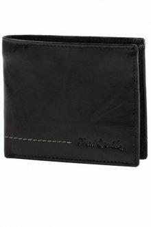 Pánská kožená peněženka Pierre Cardin 02 TEXAS 8806 černá černá