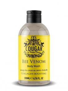 Cougar Sprchový gel se včelím jedem\n\n