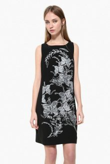 Desigual Dámské šaty 1067858_černá\n\n
