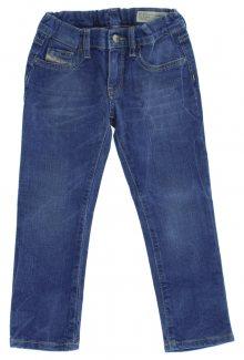 Jeans dětské Diesel   Modrá   Dívčí   4 roky