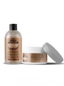 Cougar Pleťový olej a pleťová maska s kofeinem BPCOR22\n\n