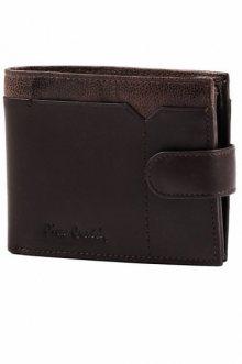Pierre Cardin 324a Pánská peněženka hnědá