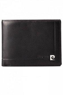 Pierre Cardin 8807nappab Pánská peněženka černá