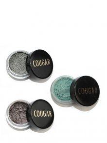 Cougar Sada tří minerálních očních stínů se štětcem Emerald CBET011\n\n