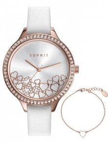 Esprit Dámské hodinky + náramek 20171125\n\n