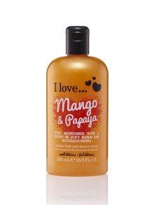 I love... Sprchový a koupelový krém - mango\n\n