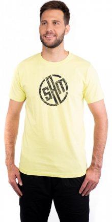 SAM73 Pánské triko_žlutá\n\n