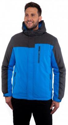 SAM73 Pánská zimní bunda_modrá\n\n