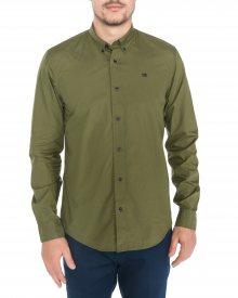Košile Scotch & Soda | Zelená | Pánské | M