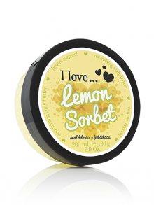 I love... Tělové máslo - citrusový sorbet\n\n