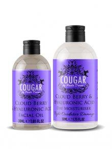 Cougar Hydratační krém + pleťový olej s ostružiníkem\n\n