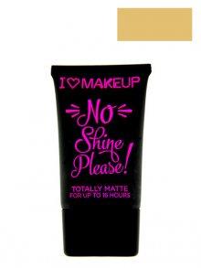 Makeup Revolution Matující make-up - bílá čokoláda\n\n
